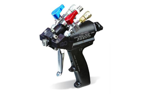 Foam, Polyurea & Coating Guns | Spray & Dispense Equipment