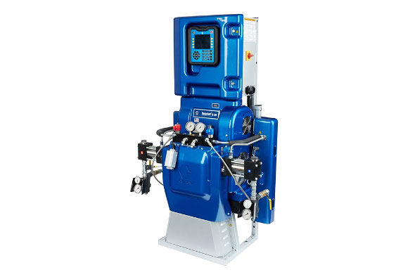 Polyurea Amp Spray Elastomer Spray Amp Dispense Equipment