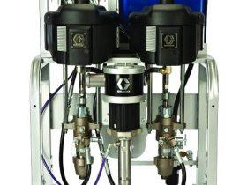 Graco XM50 Plural Component Proportioner, Back Side