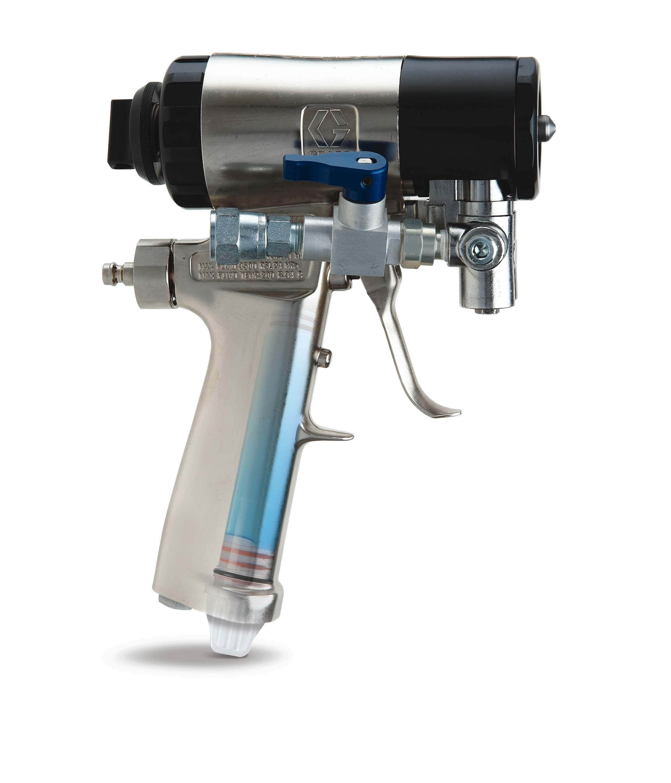 Graco Fusion CS Gun | Foam, Polyurea & Coating Guns