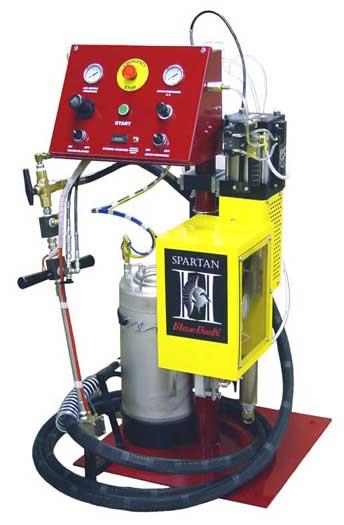 Spartan Ii Rtm Lite Resin Spray Equipment Glascraft Uk
